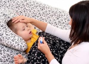 Пневмония у детей