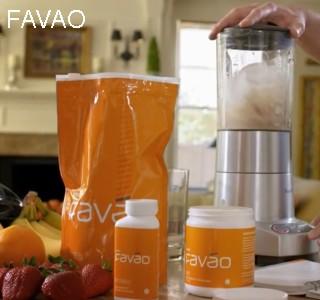 Смузи с FAVAO Протеин