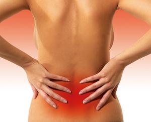 Симптомы остеохондроза поясничного отдела