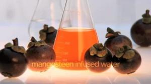 Фото: мангостиновая вода