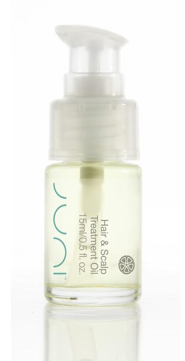 Лечебное масло JUNI для кожи головы и волос