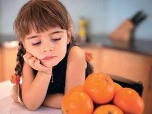 Аллергия на цитрусовые, клубнику, белок, яйца и др.