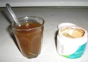 Очищение с чаем Детокс