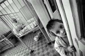 фото: СПИД у детей