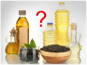 Какое масло выбрать - подсолнечное или оливковое