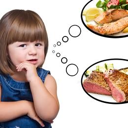 Какое мясо давать ребенку