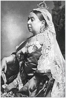 Фото королевы Виктории