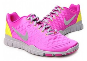 кроссовки для занятий фитнесом