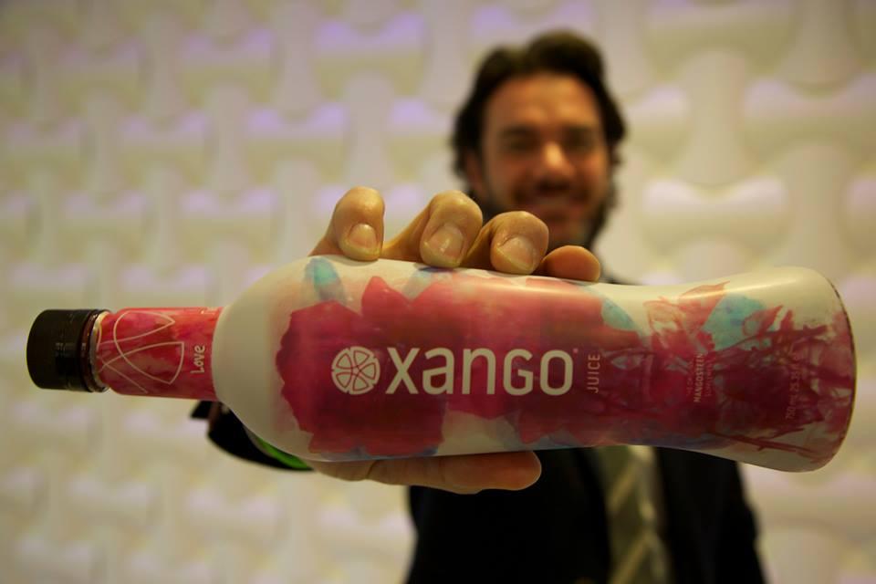 бутылка xango love